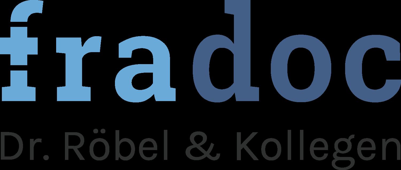 fradoc - Dr. Röbel & Kollegen - Logoo